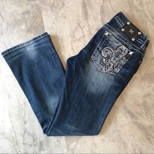Miss Me Jeans Easy Boot 28x31